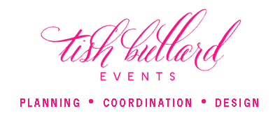 Tish Bullard Events::Arkansas Wedding and Party Planner logo