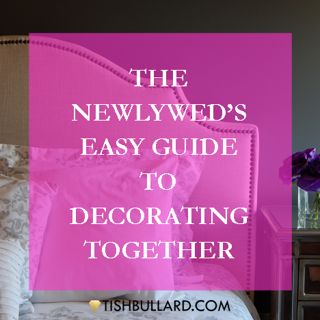 Newlywed Decorating Guide